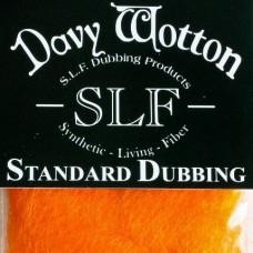 Даббінг SLF Standard Dubbing, яскраво-оранжевий (HOT ORANGE)