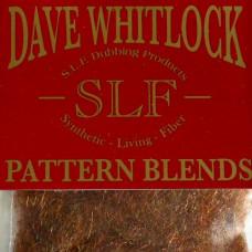 "Даббінг SLF Dave Whitlock Pattern Blends, ""коричнева німфа веснянки"" (BROWN STONE NYMPH)"