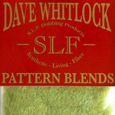 "Даббінг SLF Dave Whitlock Pattern Blends, ""оливкова німфа бабки"" (DRAGONFLY NYMPH OLIVE)"