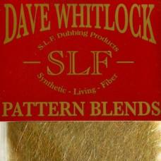 "Даббінг SLF Dave Whitlock Pattern Blends, ""золотиста німфа веснянки"" (GOLDEN STONE NYMPH)"