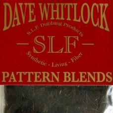 """Даббінг SLF Dave Whitlock Pattern Blends, """"німфа большекрилкі"""" (HELLGRAMMITE)"""