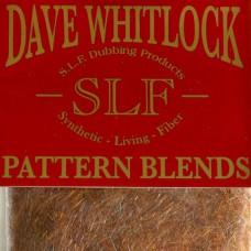 """Даббінг SLF Dave Whitlock Pattern Blends, """"золотисто-коричневий бичок"""" (NEARNUFF SCULPIN GOLDEN BROWN)"""