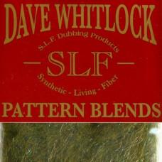 """Даббінг SLF Dave Whitlock Pattern Blends, """"оливковий бичок"""" (NEARNUFF SCULPIN OLIVE)"""