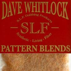 "Даббінг SLF Dave Whitlock Pattern Blends, ""біляче черевце німфи"" (RED SQUIRREL NYMPH-ABDOMEN)"