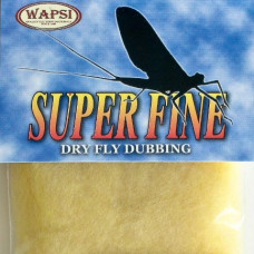 Даббінг для сухих мушок Wapsi Super Fine Dubbing, сірувато-жовтий (PALE MORNING DUN)