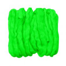 Синтетичні волокна Wapsi Egg Yarn, колір флуо-зелений