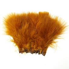 Марабу Wapsi Strung Marabou (Blood Quill), золотисто-коричневий (GOLDEN BROWN)