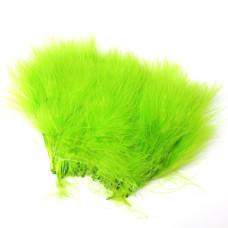 Марабу Wapsi Strung Marabou (Blood Quill), яскраво-зелений (HIGHLANDER GREEN)