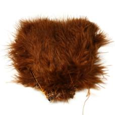 Марабу Wapsi Wooly Bugger Marabou, коричневий (BROWN)