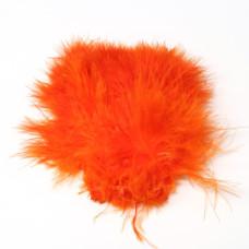 Марабу Wapsi Wooly Bugger Marabou, флуо-вогненно-помаранчевий (FL FIRE ORANGE)