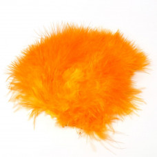 Марабу Wapsi Wooly Bugger Marabou, помаранчевий (ORANGE)