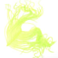 Відрізок пера страуса Wapsi Ostrich Herl, шартрез (FL CHARTREUSE)