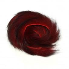 Смужки хутра кролика Wapsi Rabbit Zonker Strips, темно-червоні (LEECH RED) Купити за 68 грн.