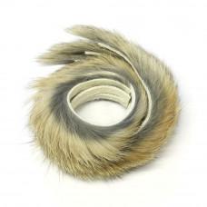 Смужки хутра кролика Wapsi Rabbit Zonker Strips, натуральні (NATURAL BROWN) Купити за 85 грн.