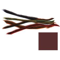 Смужки хутра червоної білки Wapsi Pine Squirrel Zonker Strips, коричневі (BROWN) Купити за 112 грн.