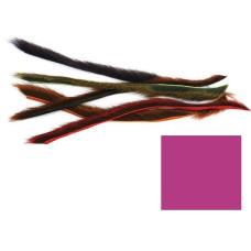 Смужки хутра червоної білки Wapsi Pine Squirrel Zonker Strips, бордові (CLARET)