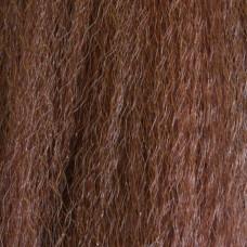 Матеріал для крила стрімерів Wapsi Unique Hair, коричневий (BROWN)