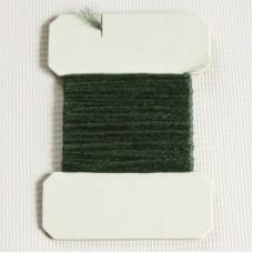 Волокна антрона Wapsi Antron Yarn, оливково-сірі (OLIVE DUN)