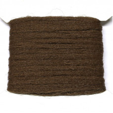 Волокна Wapsi Polypropylene Floating Yarn, темно-коричневі (DARK BROWN)