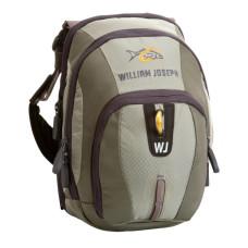 Нагрудна сумка William Joseph Mini Chest, болотно-сіра