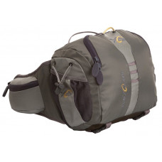 Поясна сумка William Joseph Atoll, болотно-сіра