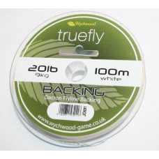 Бекінг для нахлисту Wychwood Fly Line Backing, 20lb White, білий