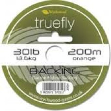 Бекінг для нахлисту Wychwood Fly Line Backing, 30lb White, білий