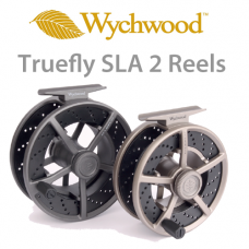 C0842 Wychwood Reel SLA II, 7/8 CHAMPAGNE