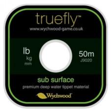 Ліска для повідків Wychwood Truefly Sub Surface Tippet 10lb